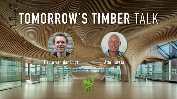 Tomorrow's Timber Talks krijgen vervolg