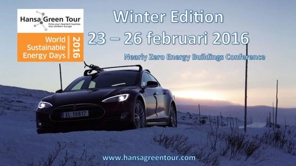 Hansa Green Tour Winter Editie