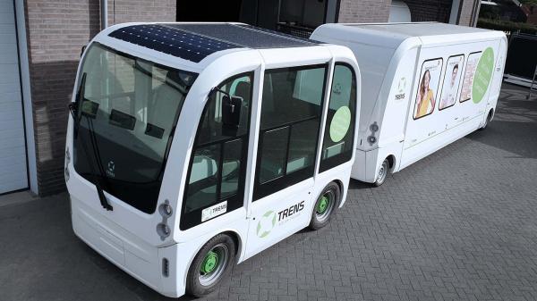 Efficiënte en zelfopladende voertuigen komen eraan