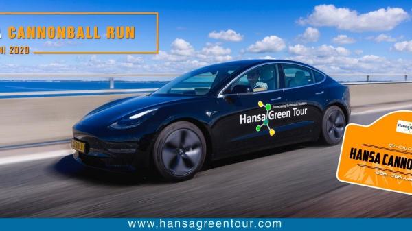 Hansa Cannonball Run 26-28 juni 2020