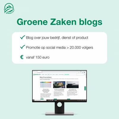 Groene Zaken Blogs