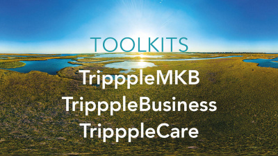 Met TripppleMKB, TripppleBusiness of TripppleCare naar een duurzame strategie