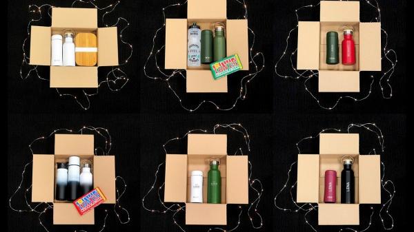 Duurzame Retulp Kerstgeschenken en Kerstpakketten