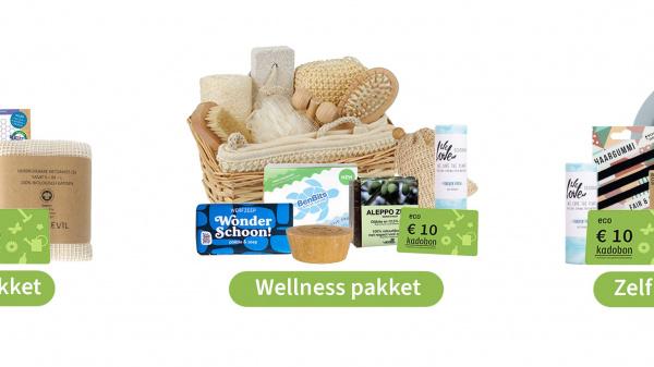 Duurzame kerstpakketten van Eco-Groothandel
