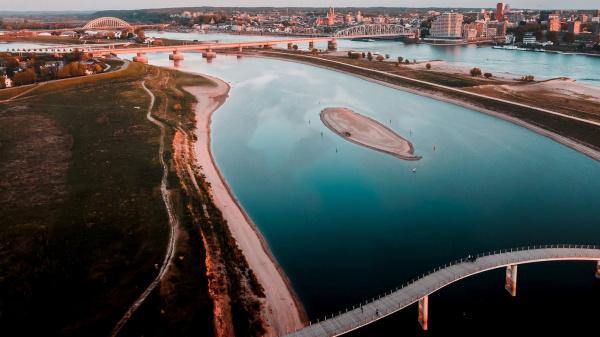 Nijmegen genoemd als 1 van de duurzaamste plekken op aarde