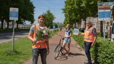 Met 1 miljoen fietsers is de PlasticRoad klaar voor marktintroductie