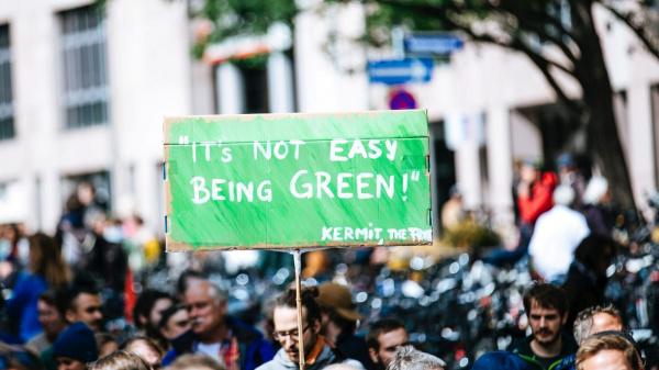 Circulaire economie essentieel voor behalen van klimaatdoelen van Parijs
