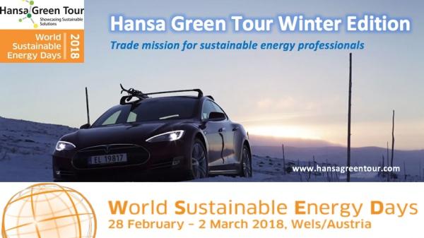 Hansa Green Tour Winter Edition 2018