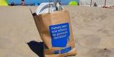 Stichting De Noordzee roept strandgangers op het strand schoon te houden