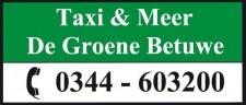 Taxi & Meer De Groene Betuwe