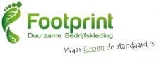 Footprint, duurzame bedrijfskleding