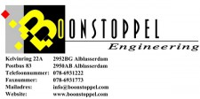Boonstoppel Engineering
