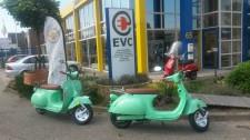 Elektrisch Vervoer centrum (EVC) Heemskerk