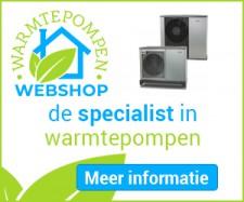Warmtepompen Webshop