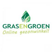 Gras en groen schuttingen