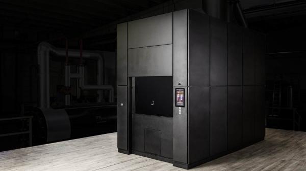 Elektrische crematieoven bespaart 100kg C02 per crematie