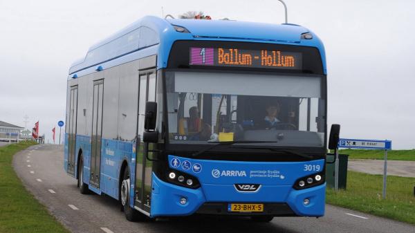 Nederland maakt tempo met schone bussen