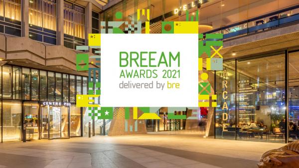 Opnieuw Nederlands succes bij internationale BREEAM Awards