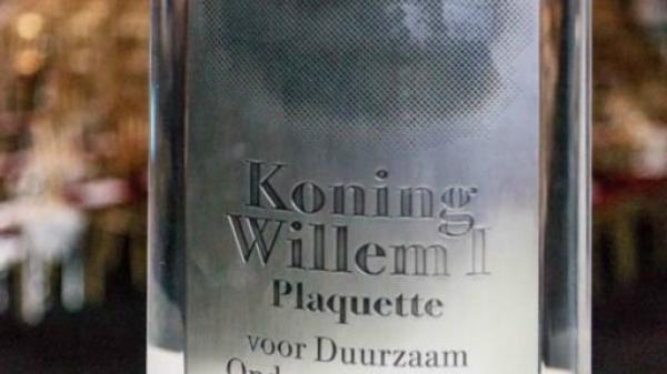 de Koning Willem I Plaquette 2016