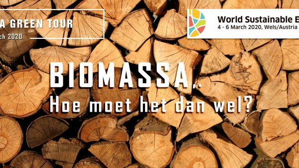 Biomassa en duurzame energie World Sustainable Energy Days 2020