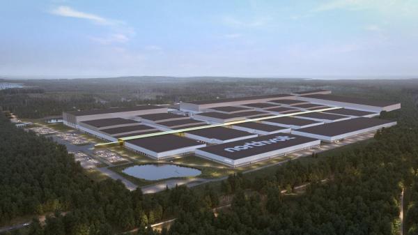 Europese steun voor batterij fabriek in Zweden