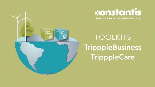 Integraal verduurzamen met de Trippple-toolkits