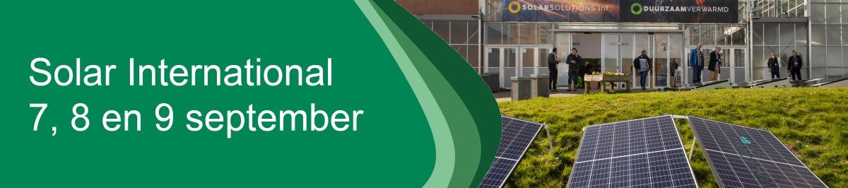 Solar Solutions 2020