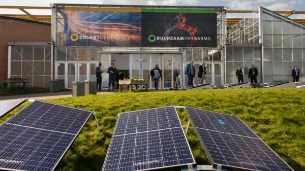 Solar Solutions International: de technologie van de toekomst, vandaag