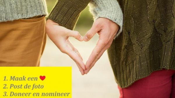 Wereldwijd goede doelen gezamenlijk in actie met Now Share the Love