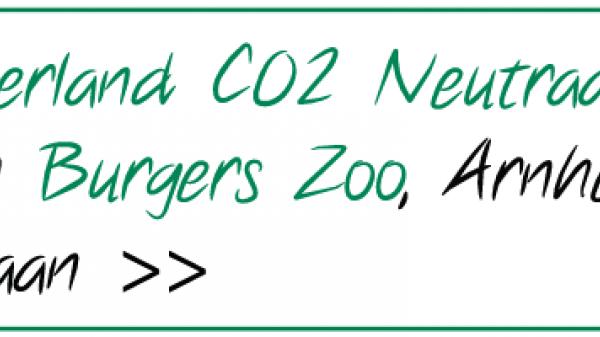 Seminar Nederland CO2 Neutraal - 21 september 2017