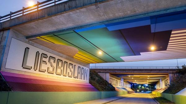 Street art zorgt voor schonere lucht