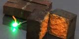 Wetenschappers ontdekken hoe we bakstenen in batterijen kunnen veranderen