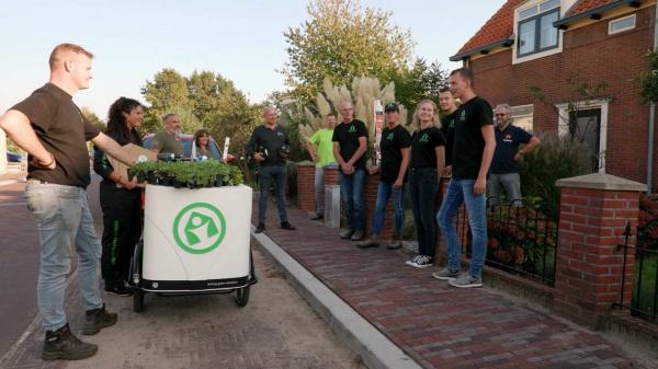Green Make Over Expert Team verduurzaamt tussenwoning in Bodegraven-Reeuwijk
