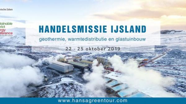 Handelsmissie IJsland 2019