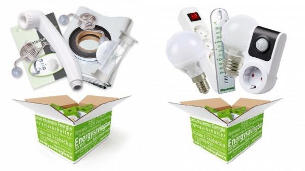 Kant en Klare Energie Bespaarboxen van Eco-Groothandel