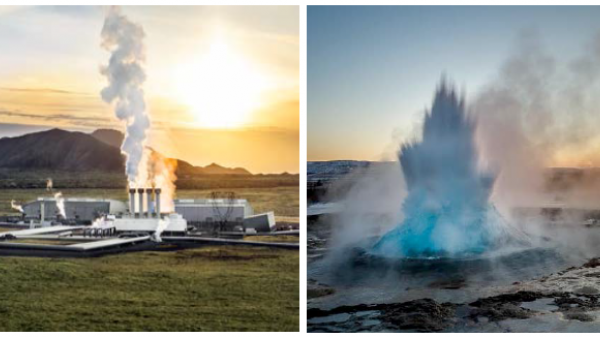Iceland Green Tour (geothermie)