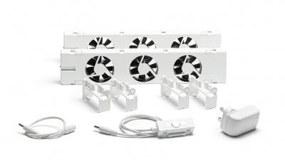 15% korting op de slimme radiatorventilator