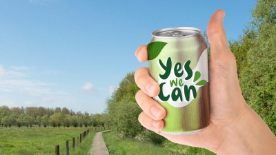 "Statiegeld op blikjes, ""Yes We Can!"""