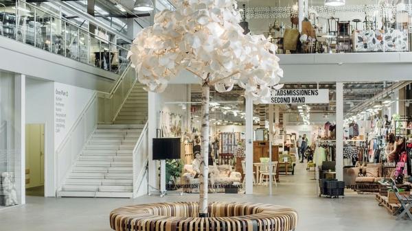 Ikea opent de allereerste tweedehandswinkel