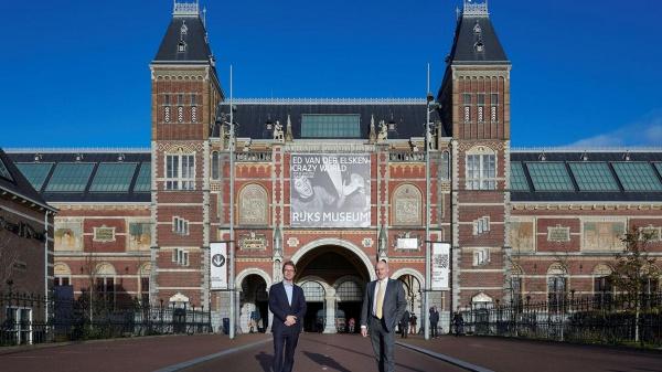 VolkerWessels en Rijksmuseum maken partnership bekend