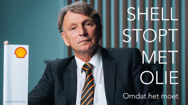 """Shell stopt per direct met olie"""