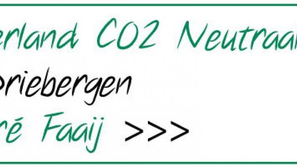 Seminar Nederland CO2 Neutraal - 9 maart 2017