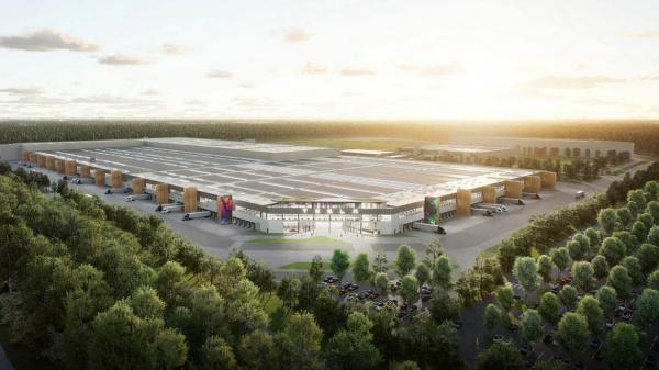 Productie Tesla Model Y in Berlijn al in november verwacht
