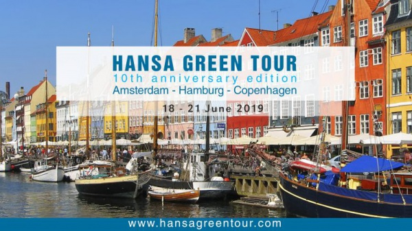 Hansa Green Tour 18 - 21 juni 2019